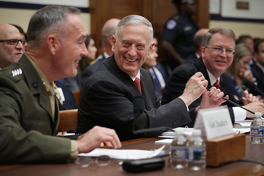 加強國防 美防長籲國會廢奧巴馬預算控制法案