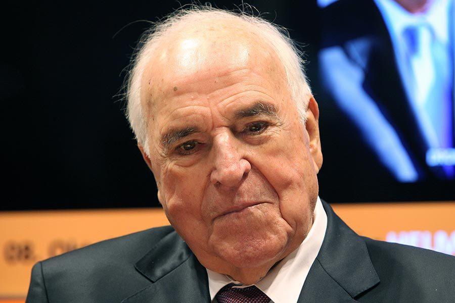 德國前總理科爾去世 樹立民主統一典範