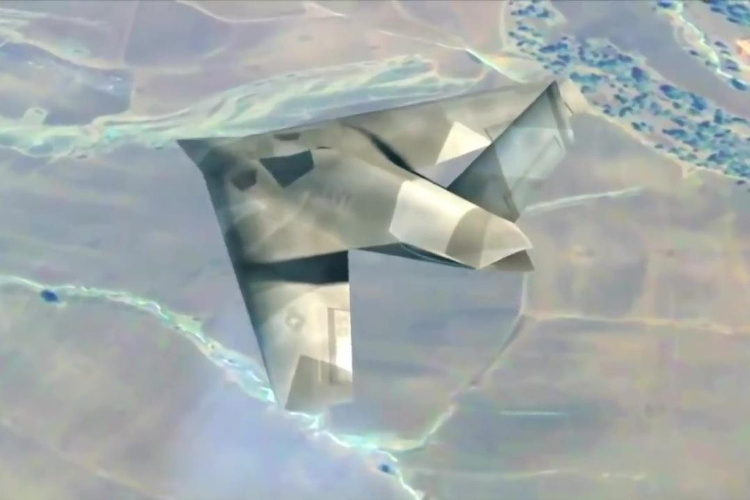 美軍第六代戰機 將配備激光炮及智能機殼