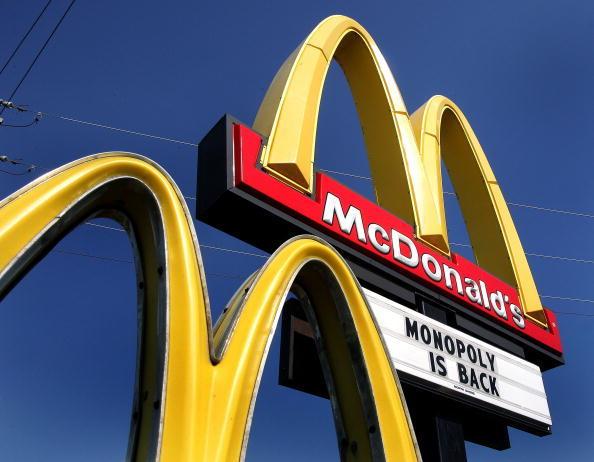 麥當勞提前三年結束奧運贊助協議