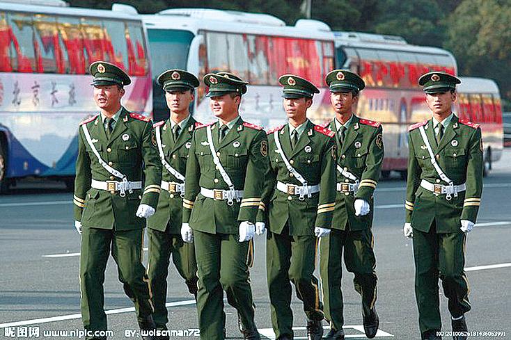 中南海氛圍緊張 政治局安保升級