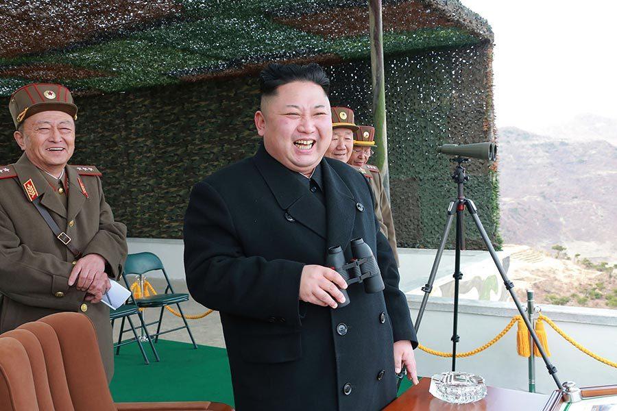 中共軍隊前高官問美國:為何不除掉金正恩