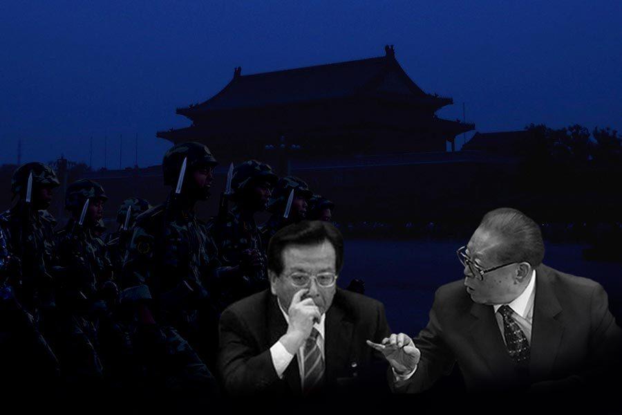 謝天奇:曾慶紅隱秘特務勢力遭四路圍剿