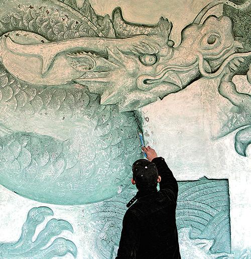 東西方龍形象大不同 神聖或邪惡