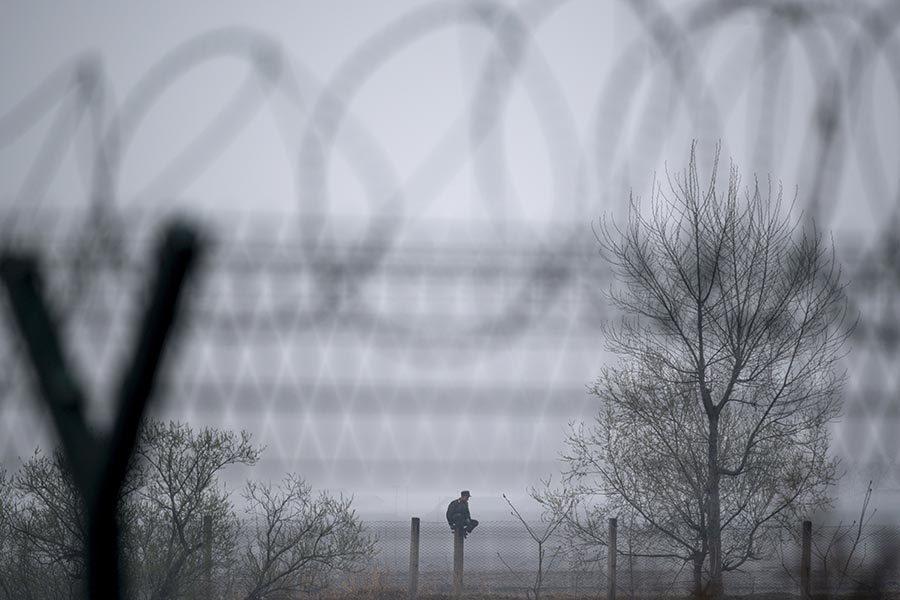 陸媒:北京空降兵部署東北 因應朝鮮半島局勢