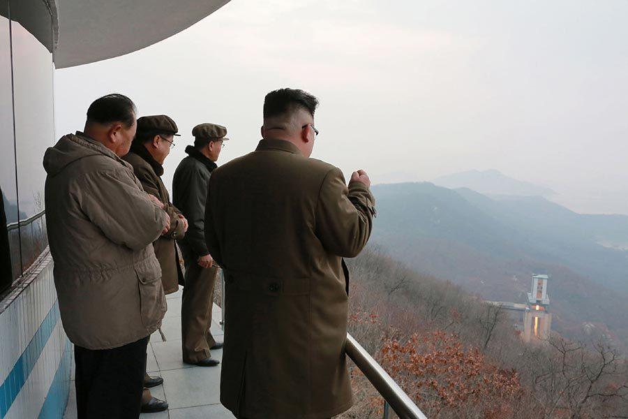 美國官員證實:北韓再測試火箭引擎