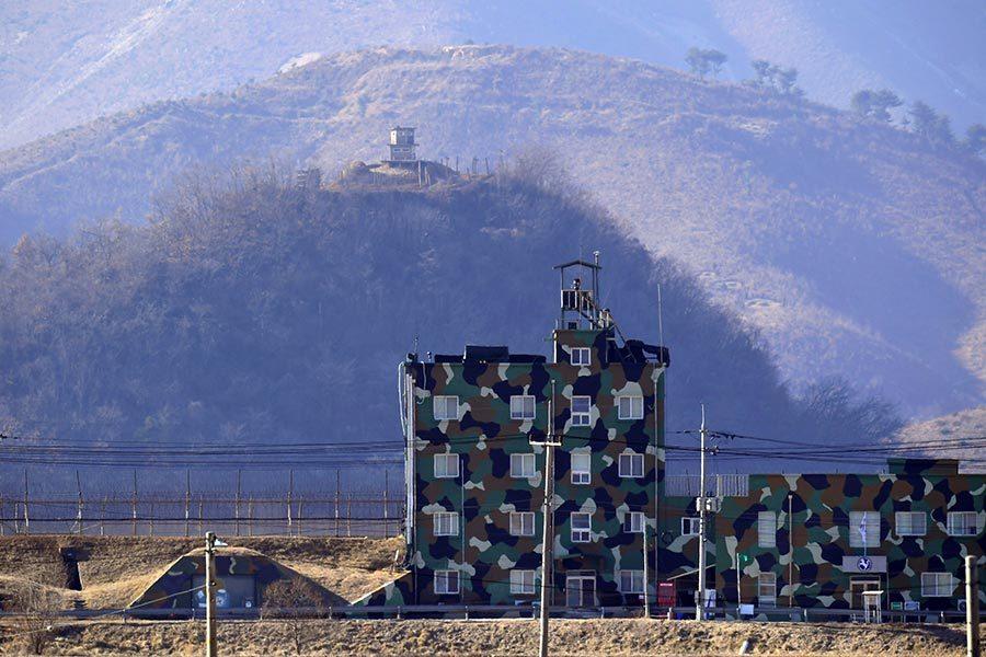 時隔十天 再有北韓士兵越境投誠南韓
