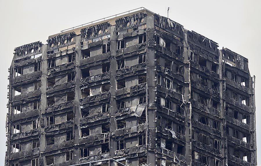 逃倫敦火劫 廿二樓台灣住戶分享保命關鍵