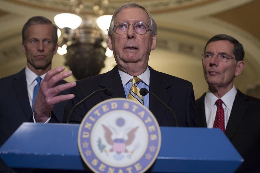 美參議院多數黨領袖推遲健保法案投票