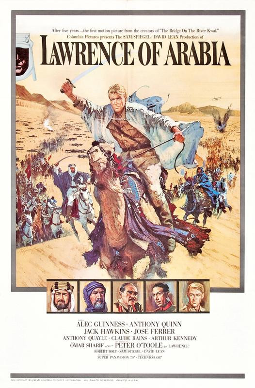 Lawrence of Arabia(Wikipedia)