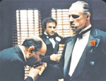 The Godfather(大紀元資料室)