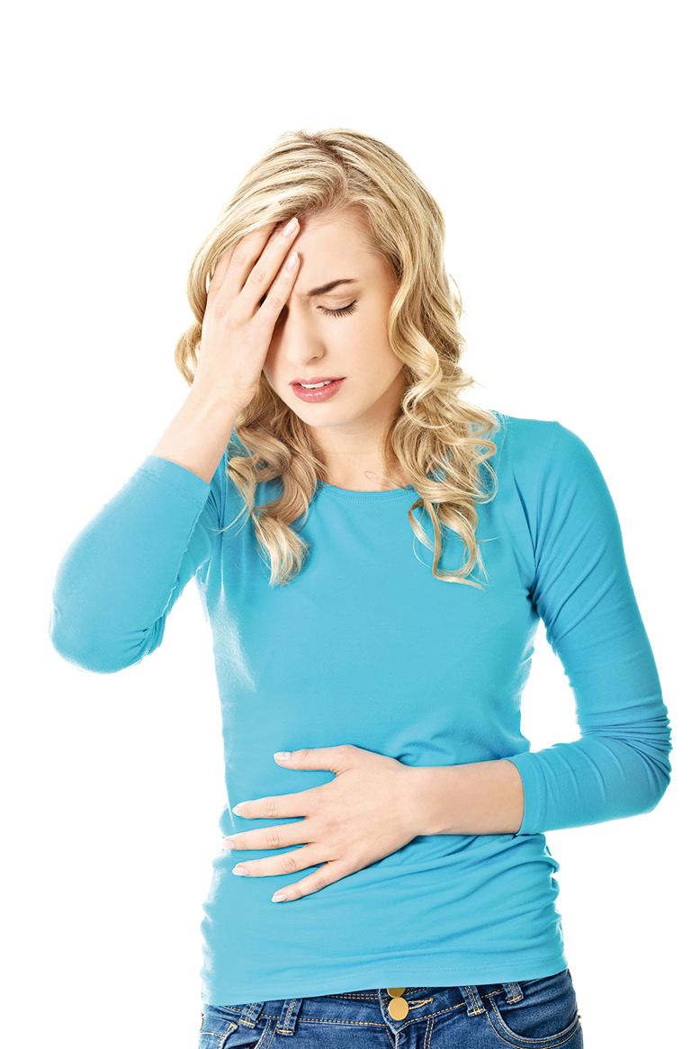 緩解經前症候群 補充這5種營養