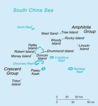 五角大樓派遣驅逐艦靠近南海爭議島嶼