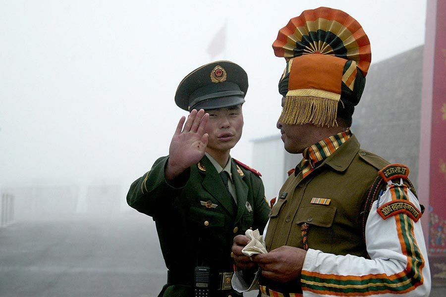 中印軍隊邊境近距離對峙 有可能燃起戰火嗎