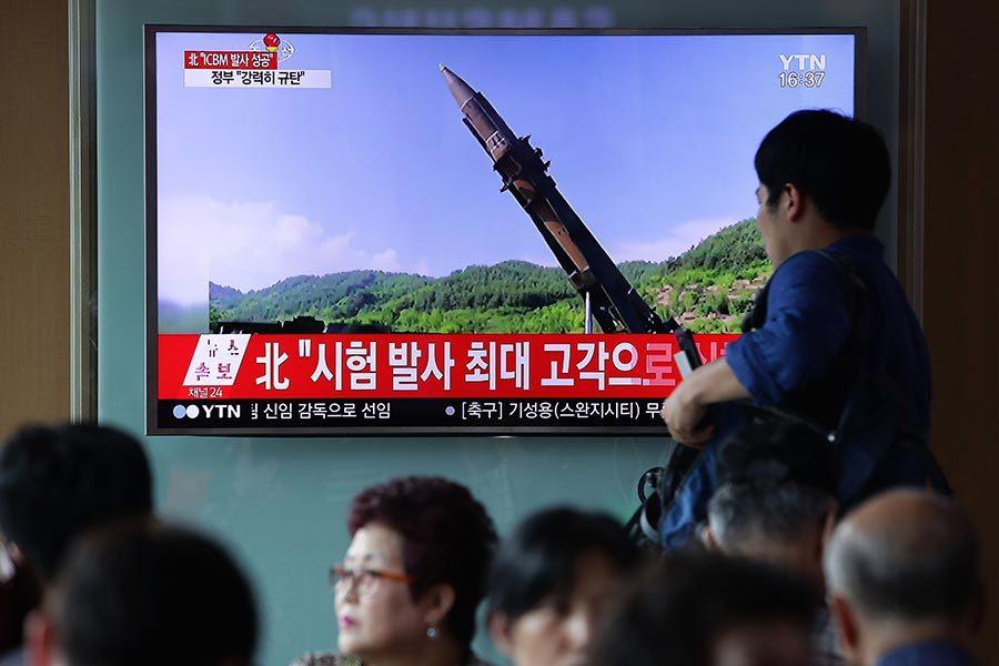 美智庫:北韓恐有超預估的更多核彈原料