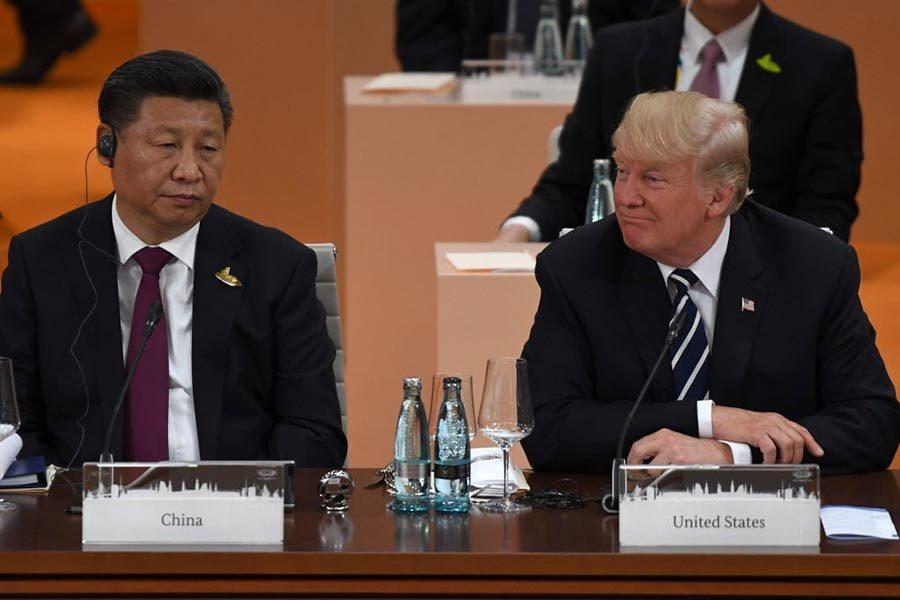特朗普訪北京前夕 白宮全面審查對華政策