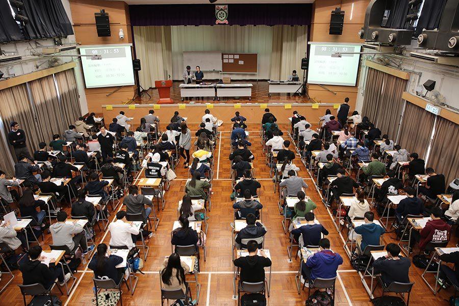 【DSE放榜】40.9%考生達升大學門檻