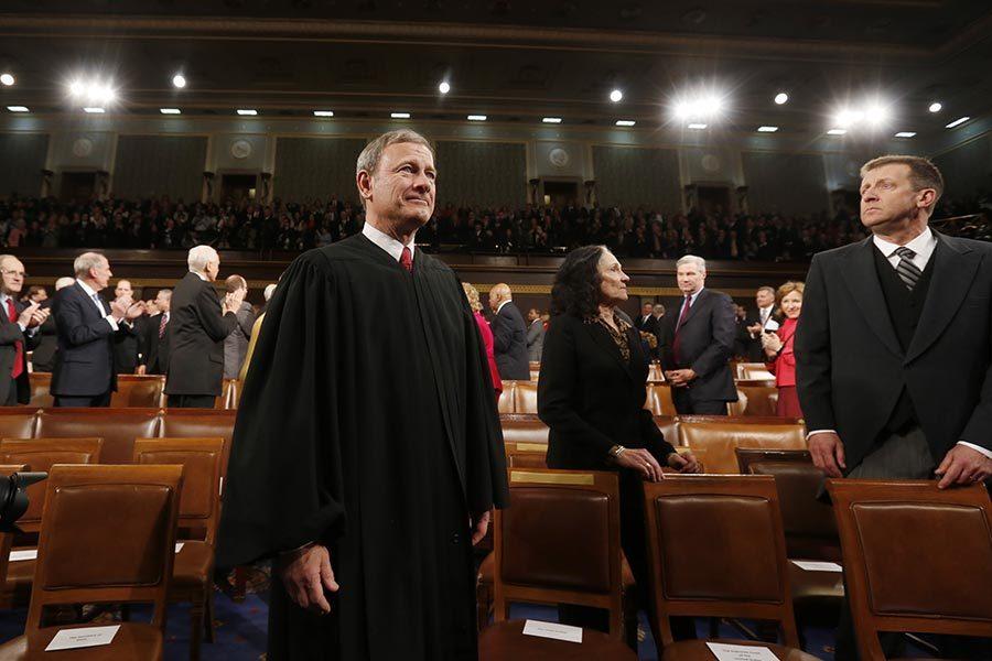 美首席大法官告訴畢業生:祝你不幸和失敗