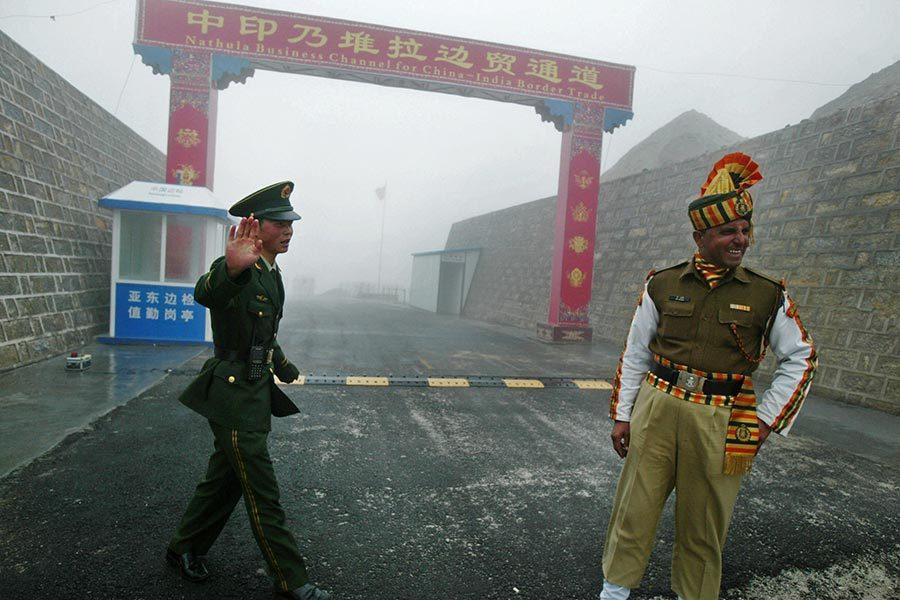 印度將新增96邊防站 密切關注中共軍方動向