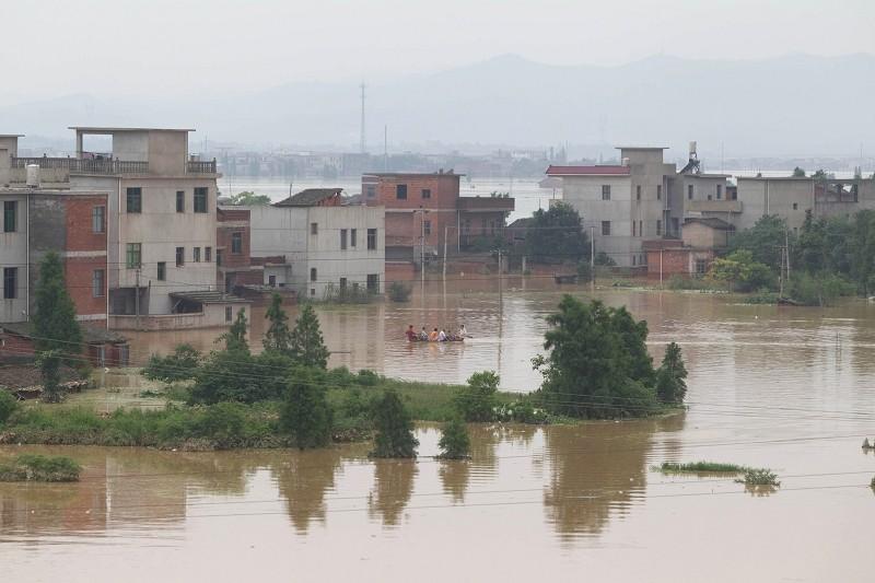 專訪王維洛:中國的洪澇災害或許都是人禍