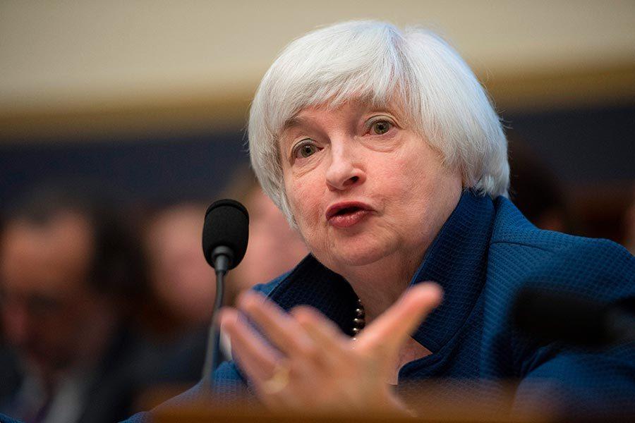 耶倫看好美國經濟 美股周三走揚道指創新高