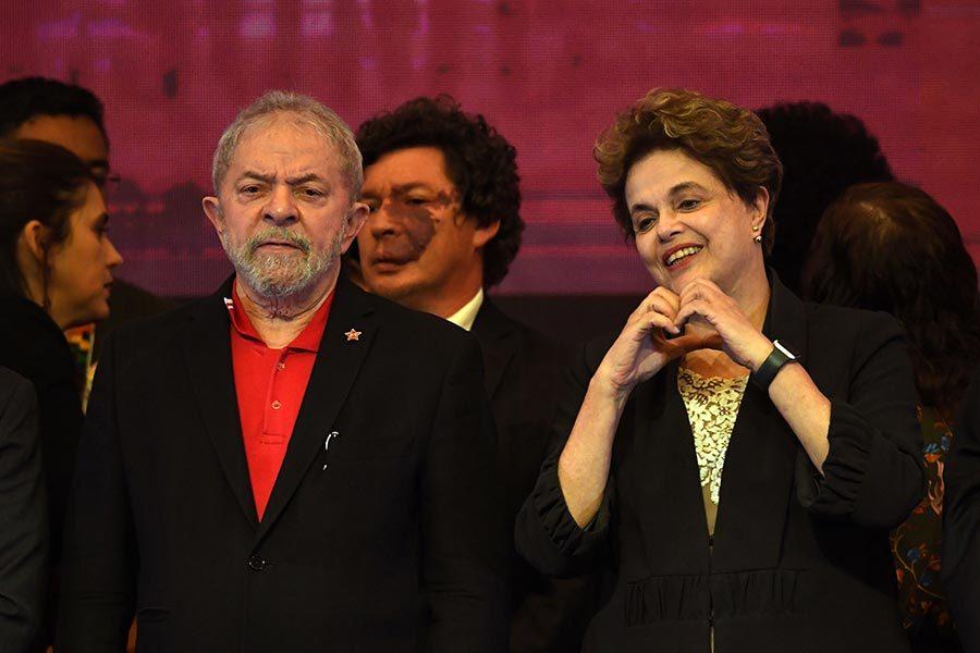 巴西前總統魯拉貪腐罪成 被判監九年半