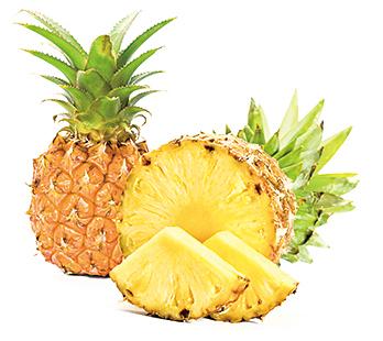 菠蘿益處多 消炎抗癌降血壓