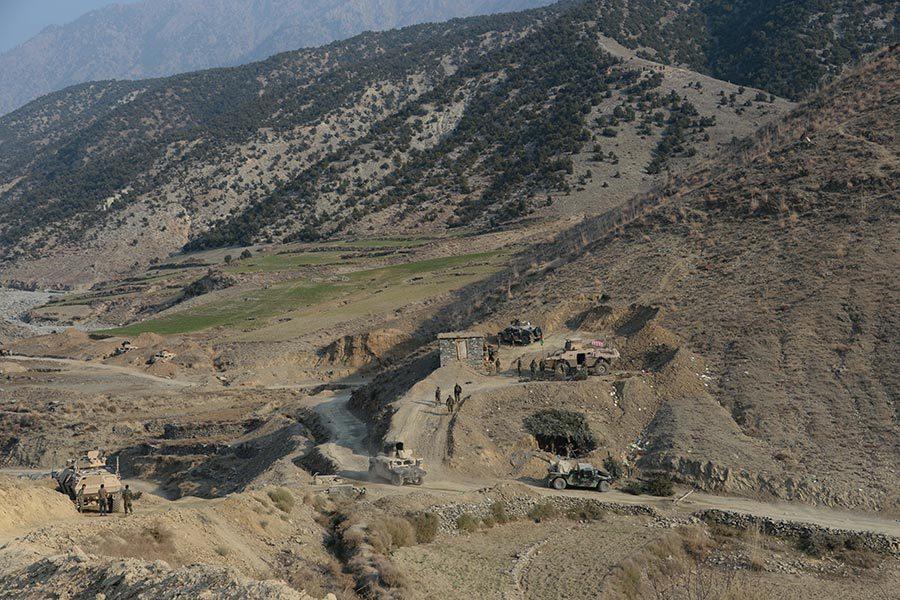 美軍空襲 擊斃IS在阿富汗最大頭目