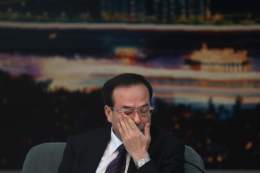陳思敏:孫政才被立案 未來刑期可比薄周郭令