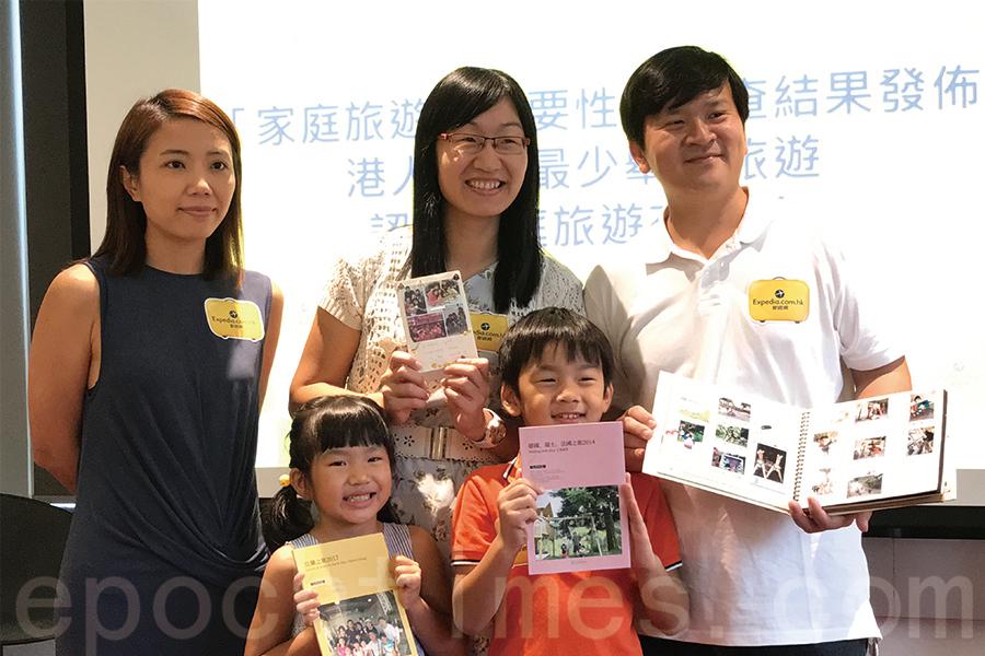多數香港父母不願同子女去旅行