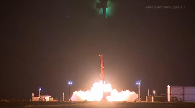 應對北韓的秘密武器 美澳試驗成功