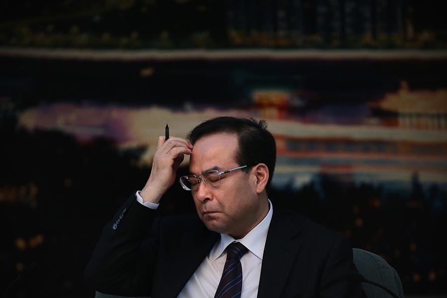孫政才被免重慶書記 五大疑團待解