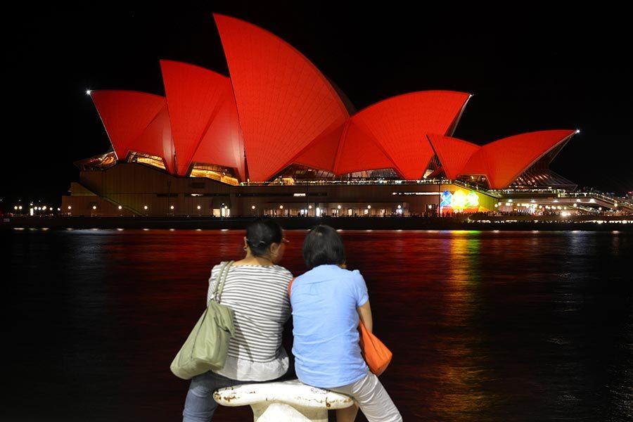 凌曉輝:澳洲正在被中共赤化