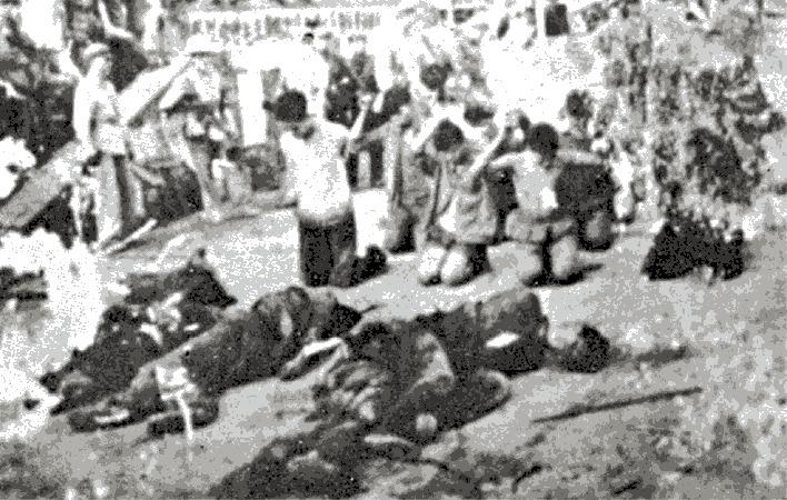你不了解的廣西文革:國家機器帶頭人吃人