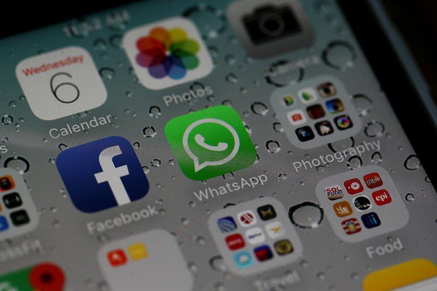 大陸WhatsApp「禁圖令」 折射中共不安
