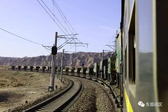 中印對峙雙方有新動作 中方東部戰區馳援西北