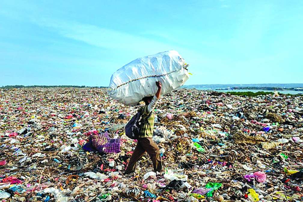 塑膠垃圾達數十億噸 專家:未來更可怕