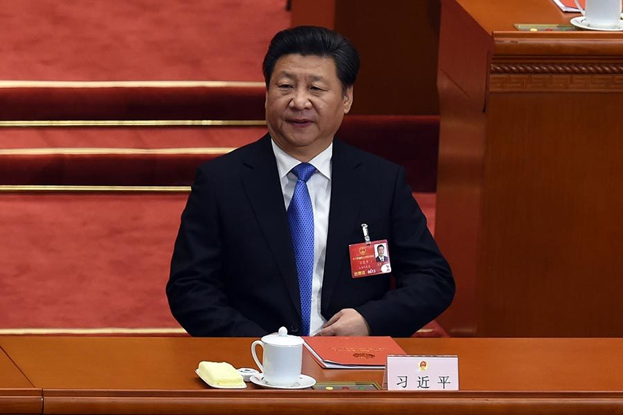 夏小強:中共十九大政治局常委的三個版本