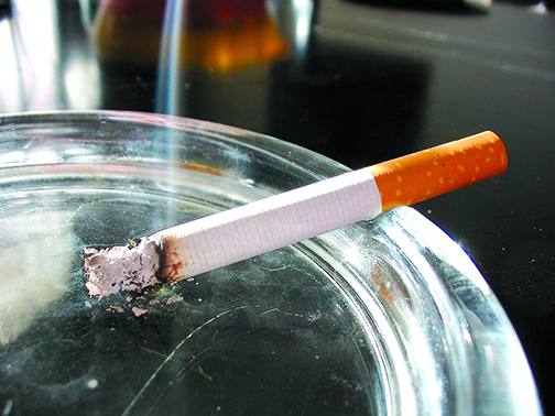 全球禁菸措施10年增加三倍