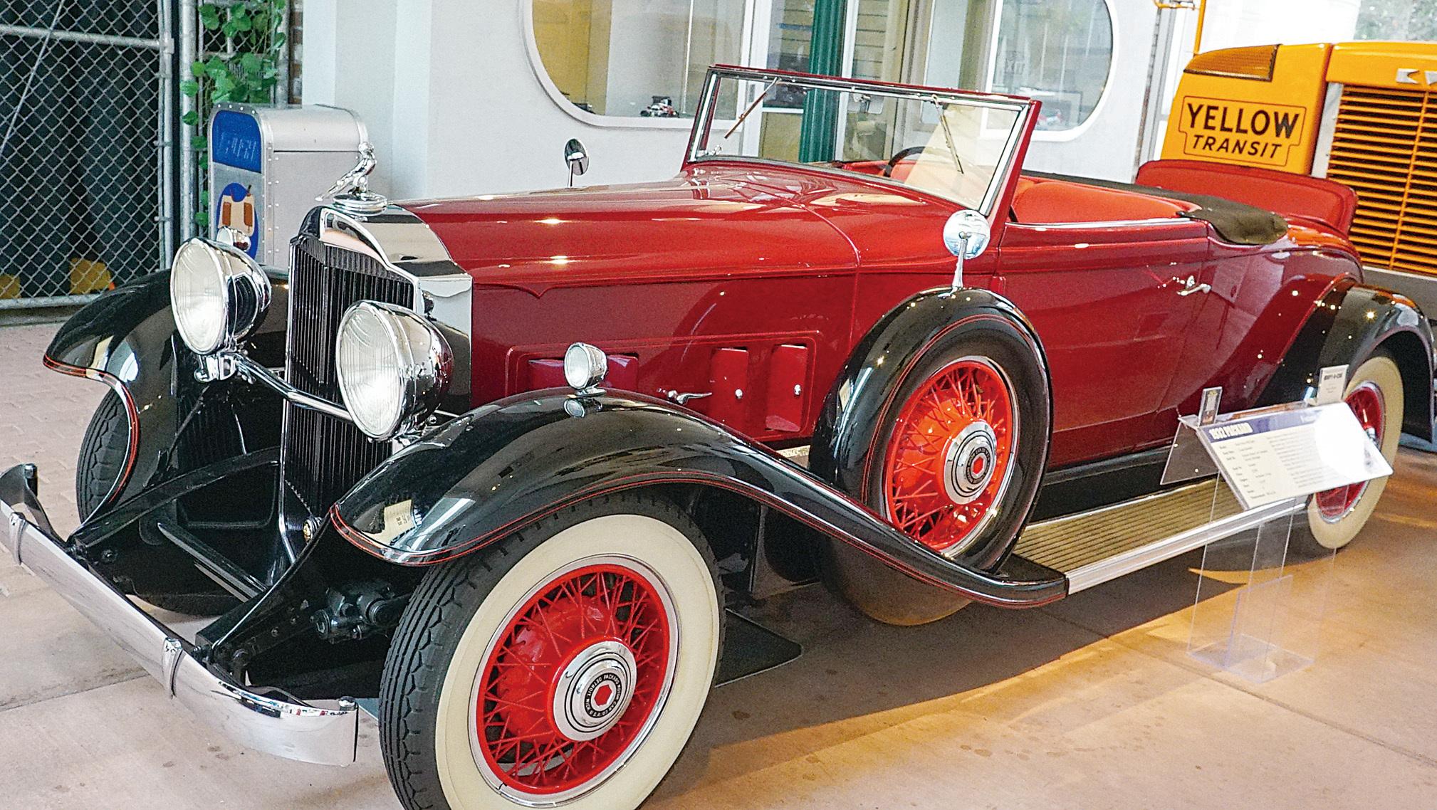 「最大的小城」雷諾見聞(三) 車迷聖地——汽車博物館
