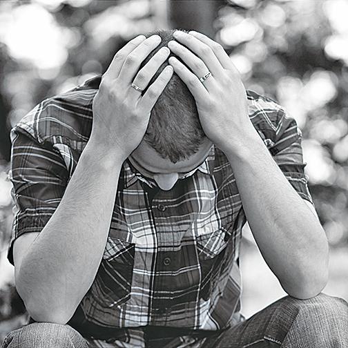 研究:抑鬱可改變人腦結構