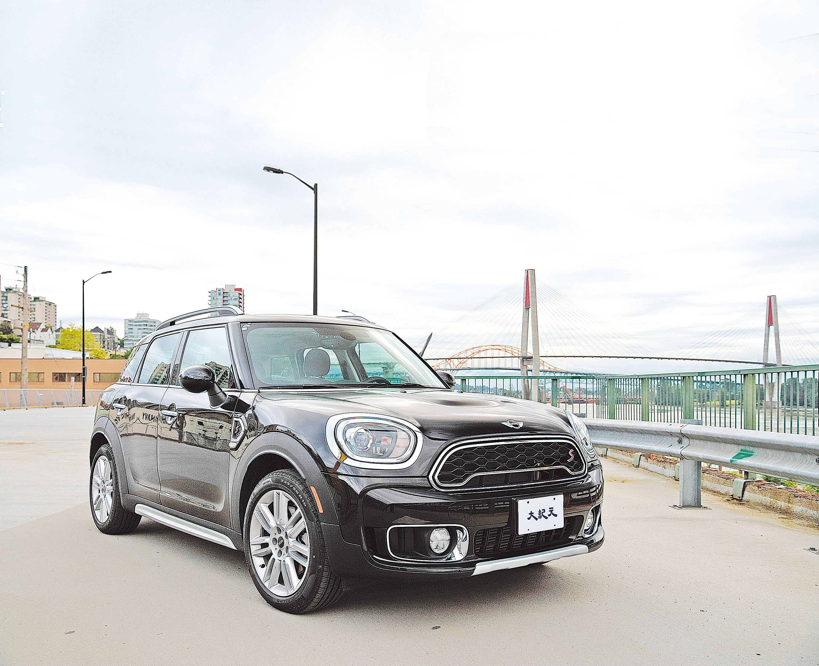 微中見宏 MINI Countryman