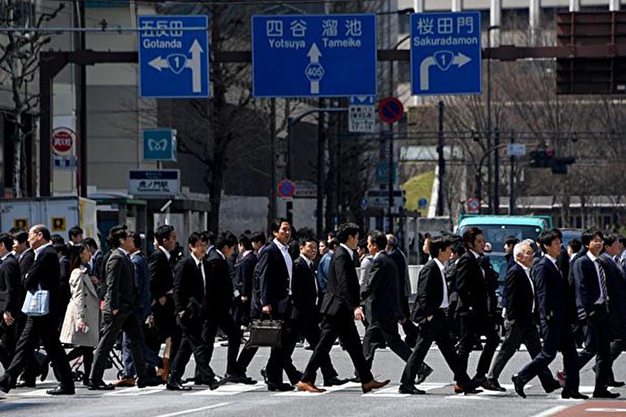 調查顯示:日本已經成為移民國