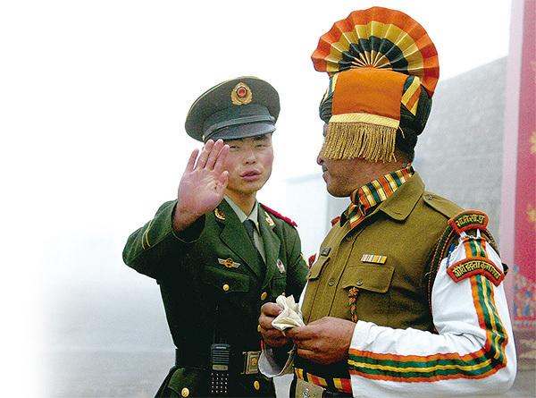 中印是否會開戰?