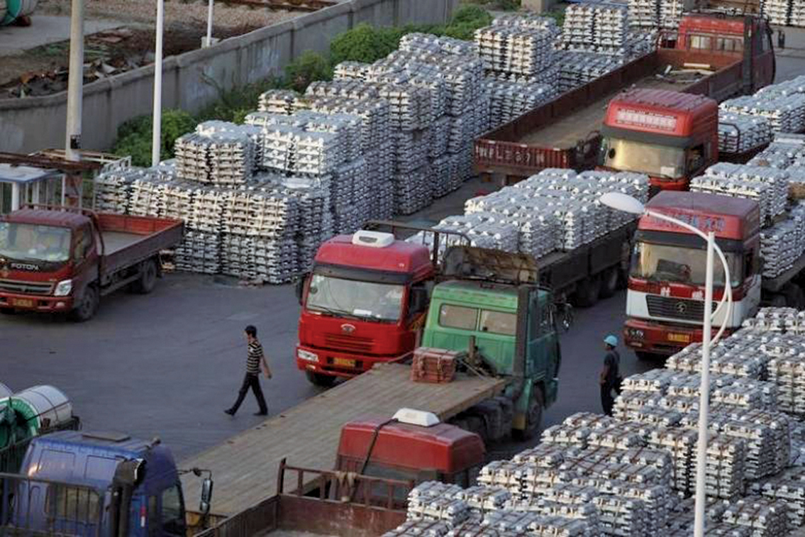 美將課中國鋁箔反補貼稅