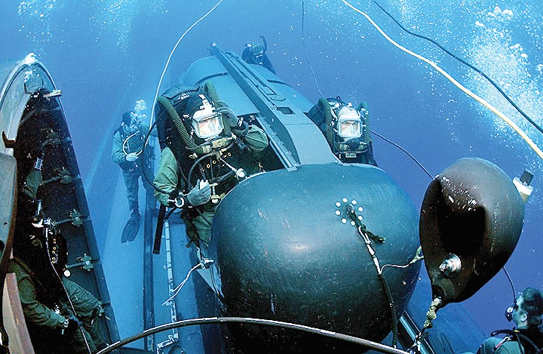 美研製3D打印造船術 四週造出微型潛艇