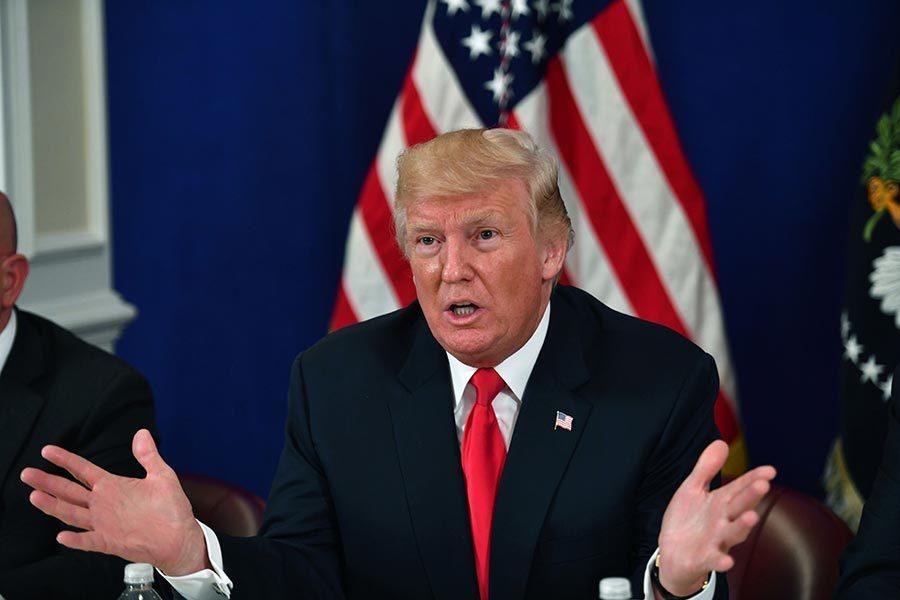金正恩若攻擊美國 特朗普:會讓他很快後悔