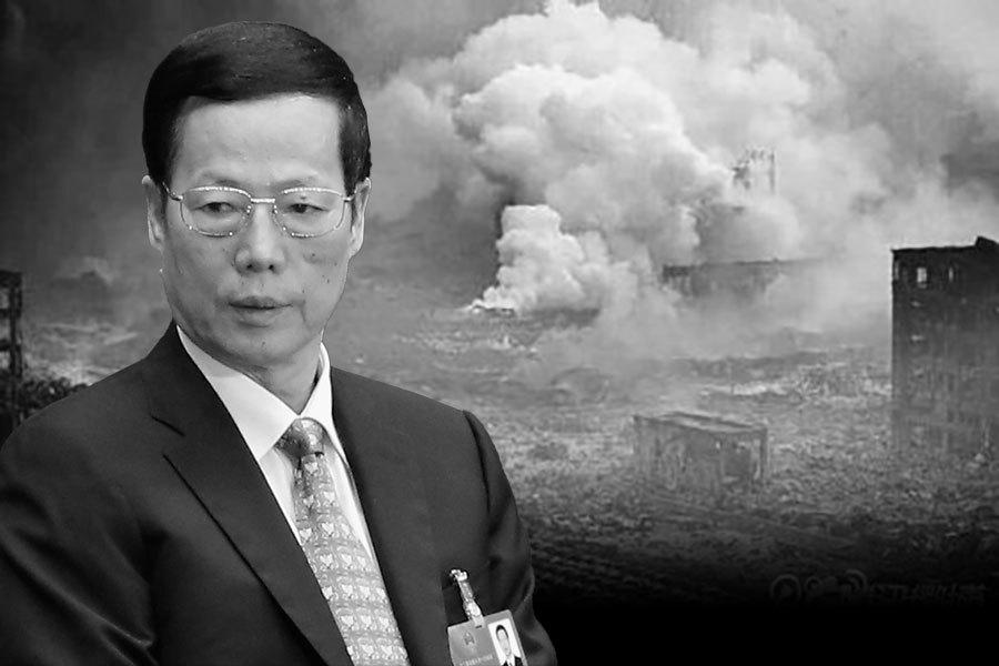 陳思敏:天津之殤 張高麗應被追責