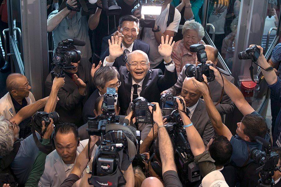林賢洙牧師回加拿大 首談北韓奴役生活
