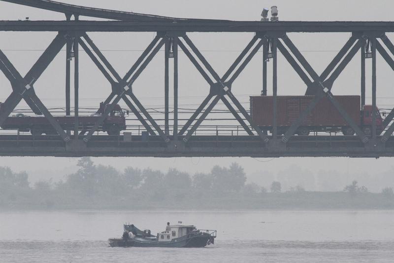 美查貿易前夕 北京公佈禁北韓煤鐵等進口